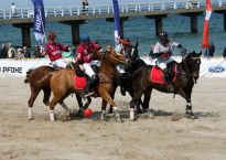 3. DEUTSCHE BEACH POLO MEISTERSCHAFT 2018 04. Mai - 06. Mai in Timmendorfer Strand